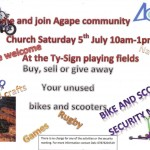 5th July Agape