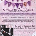 Cwmbram craft fair