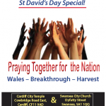 St Davids day praying forthe nation