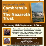 cambrensis choir 19th sept