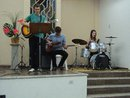 Brazil Step Tream Leading worship
