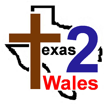 Texas 2 Wales logo